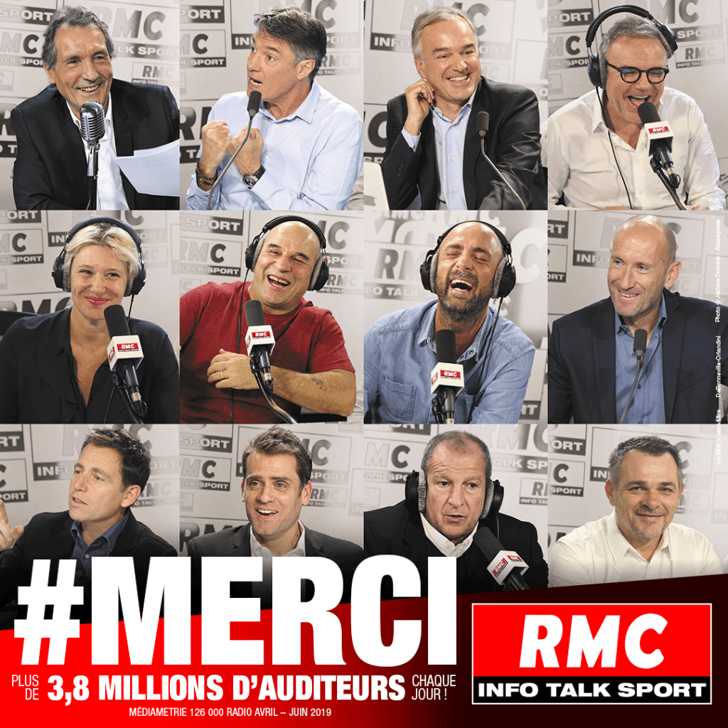 Merci RMC - Photos Jérôme Dominé - https://jeromedomine.com